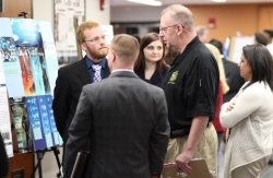 EKU Homeland Security Program Holds 2nd Annual Research Showcase