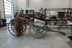 Antique Fire-Fighting Memorabilia Donated to EKU